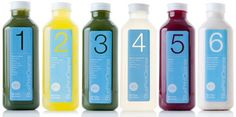 Hacking the Blueprint Cleanse - copycat recipes for their juice blends