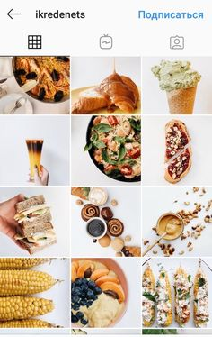 Insta Layout, Instagram Feed Layout, Feeds Instagram, Instagram Grid, Instagram Design, Feed Insta, Food Themes, Food Pictures, Food Photography