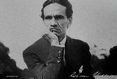 Cesar Vallejo.