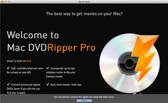 Mac Dvdripper Pro v5.0.4 Free Download