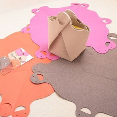 Tote Bag that Transforms into a Play Mat.