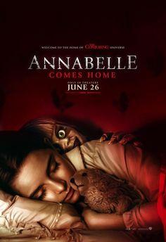 詭娃安娜貝爾3:回家/安娜貝爾回家囉(Annabelle Comes Home)poster