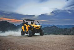 Can-Am Commander 1000 Side-by-Side ATV
