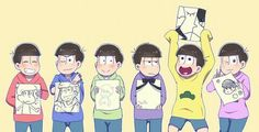 drawing each other!!.... actually, seems like totty drew himself..?