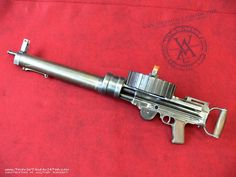 The Lewis Gun. | The Vintage Aviator