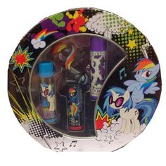 """My Little Pony Lip Balm with Topper 3-Pack - Added Extras - Toys """"R"""" Us"""