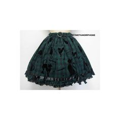 Metamorphose temps de fille ❤ liked on Polyvore featuring skirts and lolita
