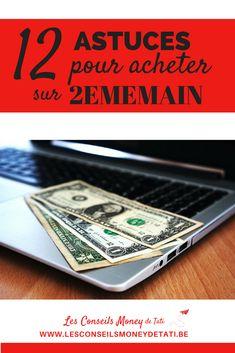 astuces pour acheter sur 2ememain.be Perle Rare, Money Clip, Personalized Items, Blog, Tips And Tricks, Silver, Money Clips, Blogging