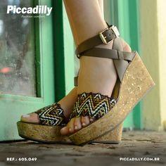pcdi.ly/1qnMYri #moda #fashion #shoes #sapatos #colecao #color #summer #verão #2015