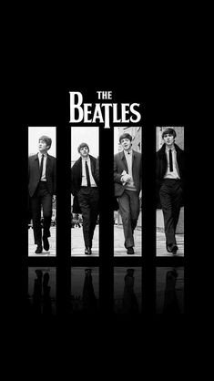 Paul. George. Ringo. John. 4 boys from the UK who changed music forever.