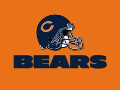 Chicago Bears Helmet 1280