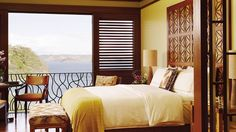 The beautiful Four Seasons Costa Rica  Enter to win the trip here: http://www.spaweek.com/promotions/getcentered