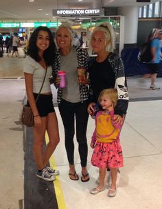 Lou Teasdale and Lottie Tomlinson
