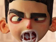 Merchandise, dolls, toys, and figurines from the movie Paranorman