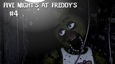 Five Nights At Freddy's #4 - Chica kommt immer näher (3. Nacht) - Let's Play Five Nights At Freddy's