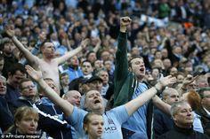 #Manchester City #fans