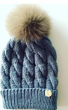 Denne luen ble jeg veldig fornøyd med,tykk å god på kalde vinterdager,den er strikt med dobbel tr... Knitting For Kids, Baby Knitting, Crochet Pattern, Knit Crochet, Knitted Hats, Diy And Crafts, Winter Hats, Beanie, Cap