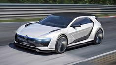 Meet the Golf GTI from hell. Should VW makes this 395bhp, 4WD, rally-engined concept real? http://www.TOPGEAR.com/uk/car-news/volkswagen-golf-gte-sport-concept-worthersee-2015-05-14…
