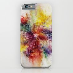 $5 Off + Free Shipping on Phone Cases Today! The iPhone SE will ship on 3/31/16    Buy Colorful Flower abstract 2016 iPhone & iPod Case by Christine baessler. Worldwide shipping available at Society6.com. Just one of millions of high quality products available.