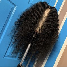 Magic Love Human Virgin Hair Pre Plucked Natural Color Curly Lace Front Wig For Black Woman Free Curly Lace Front Wigs, Curly Wigs, Lace Wigs, Front Lace, Loose Hairstyles, Afro Hairstyles, Black Hairstyles, Updo Hairstyle, Protective Hairstyles