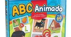 Como ensinar o alfabeto com jogos e livrinhos