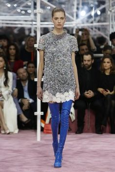Christian Dior Haute Couture S/S 2015 Paris - the Fashion Spot