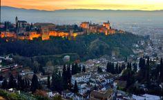 Granada - San Miguel Alto