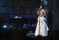 Actress and singer Selena Gomez performs onstage during the Billboard Women in Music Luncheon on December 11, 2015 in New York City.