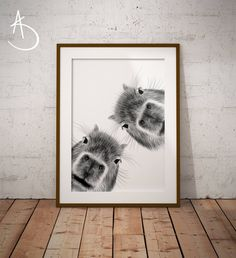 CAPYBARA ART PRINT, Capybara Drawing download, Capybara decor, Capybara Art, Curious Capybara Print, Printable Capybara , Capybara Prints, by AmberstoneDesign on Etsy
