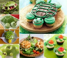 Creative Ideas » Turtle Party Food Ideas