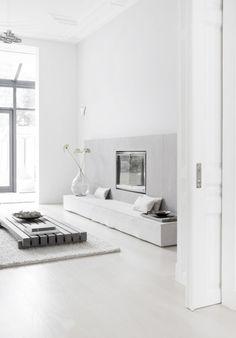 white ● minimalism ● pinned by @birambi_