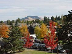 Moscow, Idaho home of the University of Idaho!