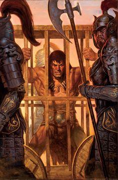 Conan Comics, Marvel Comics, Cory Smith, Shipping Date, Conan The Barbarian, Sword And Sorcery, Fantasy Art, Beast, Batman