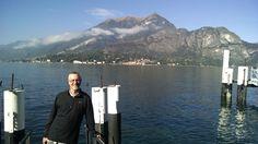 Lake Como Italy, Town of Como.  October 2015