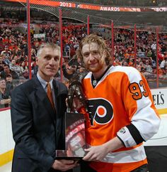 Philadelphia Flyers MVP