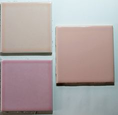 any color as long as itu0027s pink i mix match compare u0026 contrast 17 pink bathroom tiles for my retro remodel