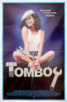TOMBOY 1985 Original U.S. One Sheet Movie Poster, http://www.amazon.com/dp/B008SE3ZGQ/ref=cm_sw_r_pi_awdm_Fg4ktb1K0NK0D