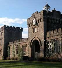 Hensol Castle, Wales