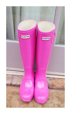 Pink hunters