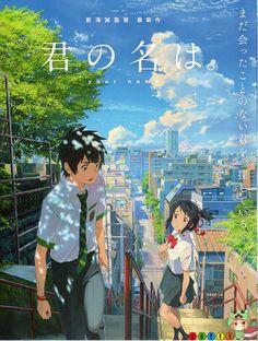 Đạo diễn của Kimi no Na wa. nói gì về doanh thu khủng của phim