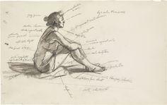 Jusqu'au 6 octobre dernier le Whitney Museum of American Art à New York proposait une exposition qui montrait les croquis et dessins réalisés par Edward Hopper pour préparer quelques unes de ses peintures les plus célèbres. Il y a plus de tableaux avec les dessins correspondants ici.