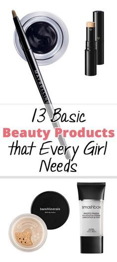 These beauty products are a must have to get that beautiful flawless skin we're all looking for!