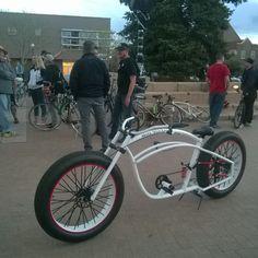 custom beach cruiser bicycles - Google Search