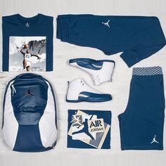 Jordan French Blue. Drops 4/2