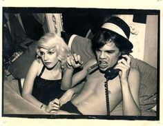 cyrinda foxe and david johansen