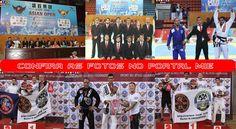 O evento de Jiu-Jitsu o ASIA OPEN Gi & NO-GI TOURNAMENT, foi realizado no domingo (02/out), no estádio Sport Center Jingan