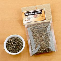 Basil World Market® Spice Bag | World Market