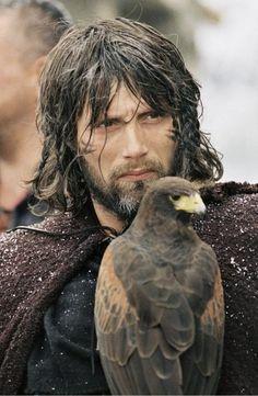 Mads Mikkelsen in King Arthur. Love that movie