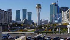 Kazajistán puente al mercado asiático
