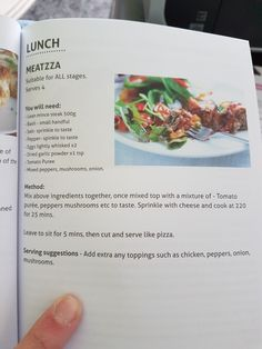 7 Day Cleanse, Meat Pizza, Diet Recipes, Cooking Recipes, Clean Eating, Healthy Eating, Bodybuilding Nutrition, Stuffed Mushrooms, Stuffed Peppers